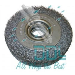 35D21 Buffing Wheel 6in Medium