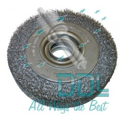 35D23 Buffing Wheel 8in Medium