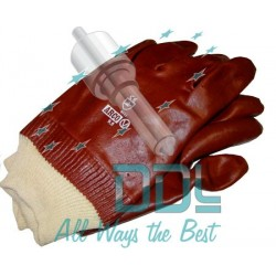 35D30 PVC Gloves x 1 pair