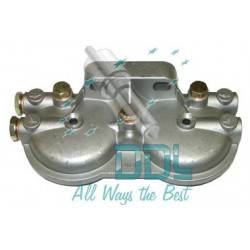 "22D1202 Double Filter Head 1/2"" UNF"