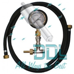 34D85 Common Rail Low Pressure Check Gauge