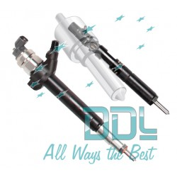 Test & Report Common Rail Delphi & Denso Injectors