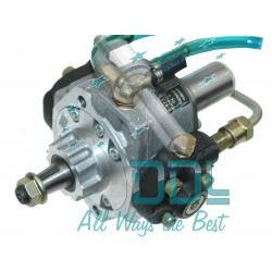 Test & Report Common Rail Denso HP3 Pumps