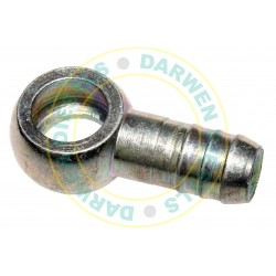 BANJO 14mm to fit 12mm I.D. pipe