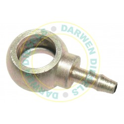 BANJO 12MM to fit 4mm I.D. pipe
