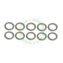 27D84 14mm Aluminium Banjo Washer