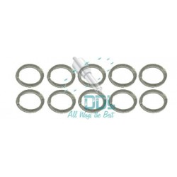 27D79 Injector Washer 12mm Aluminium