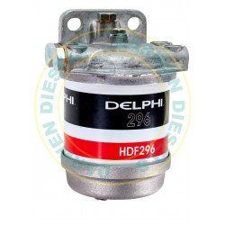"""22D1017 Filter Assembly Single 1/2"""" UNF with Aluminium Base"""