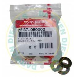 22137-080000 Genuine Yanmar Washer