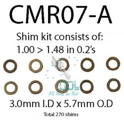 Common Rail Armature Shim Kit