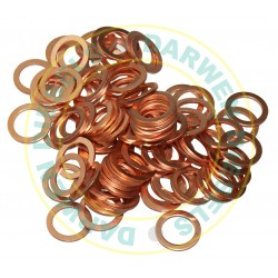 27D84A 14mm Copper Washer