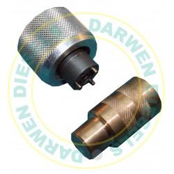 50D401-M Common Rail Denso Injector Valve Locking Ring Tool