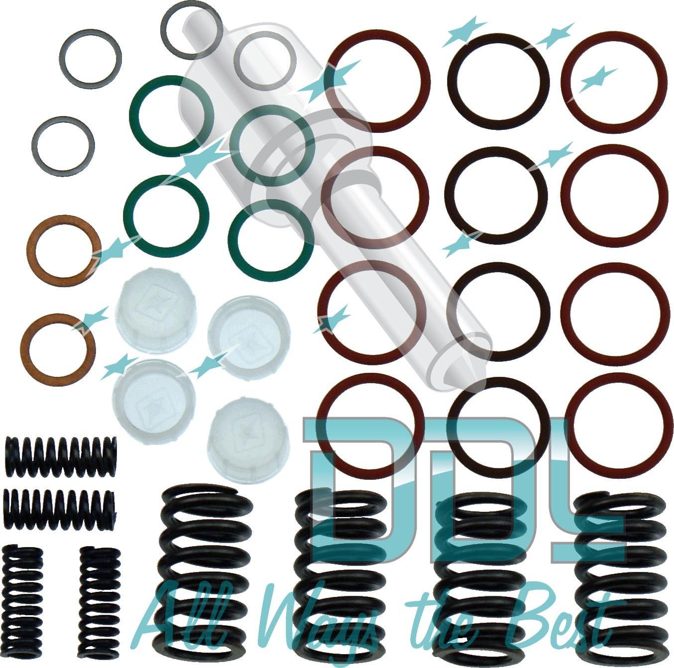 25D45 Non Genuine Zexel Repair Kit for Kubota Pump - Darwen
