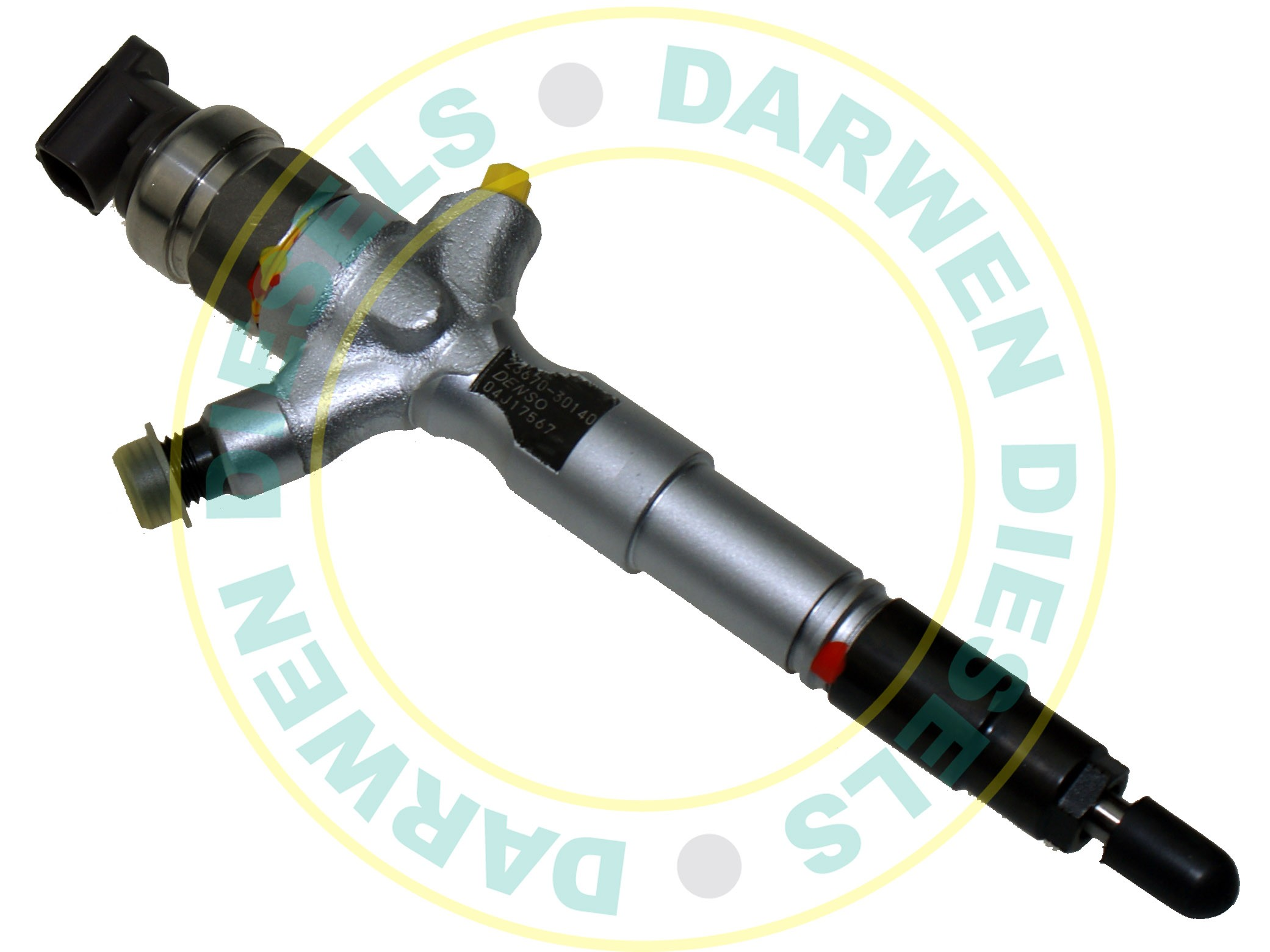 095000-703* Common Rail Denso Injector - Darwen Diesels Ltd