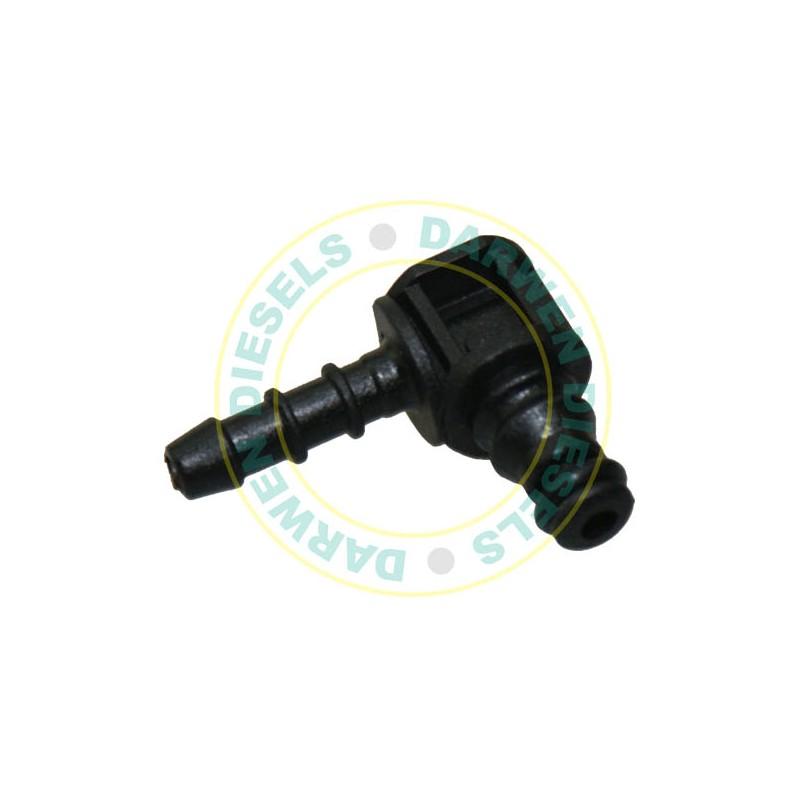 Audi 2.0 TDI Diesel Injector Leak Off Connector /& Return Pipe Complete Kit